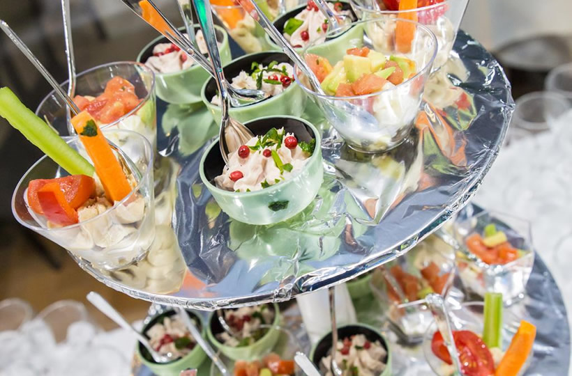 Restaurant à Carros en France - Banquets