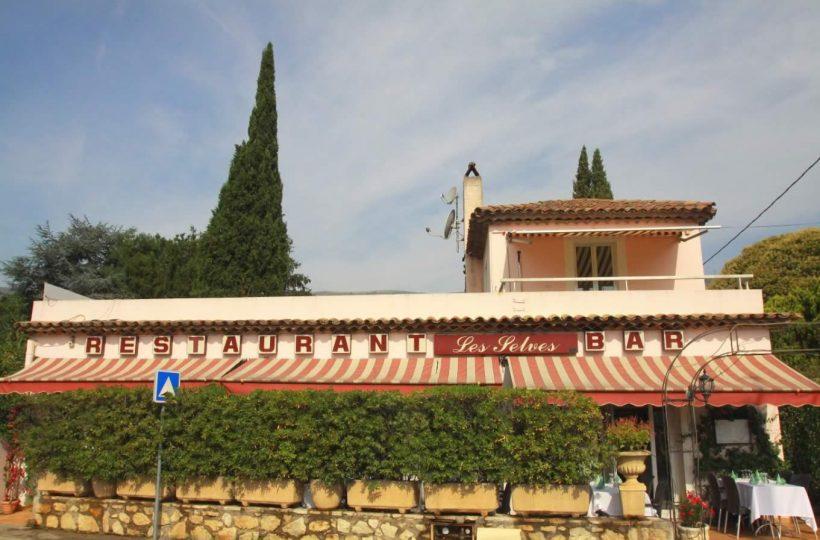 Restaurant Les Selves Côte d'Azur