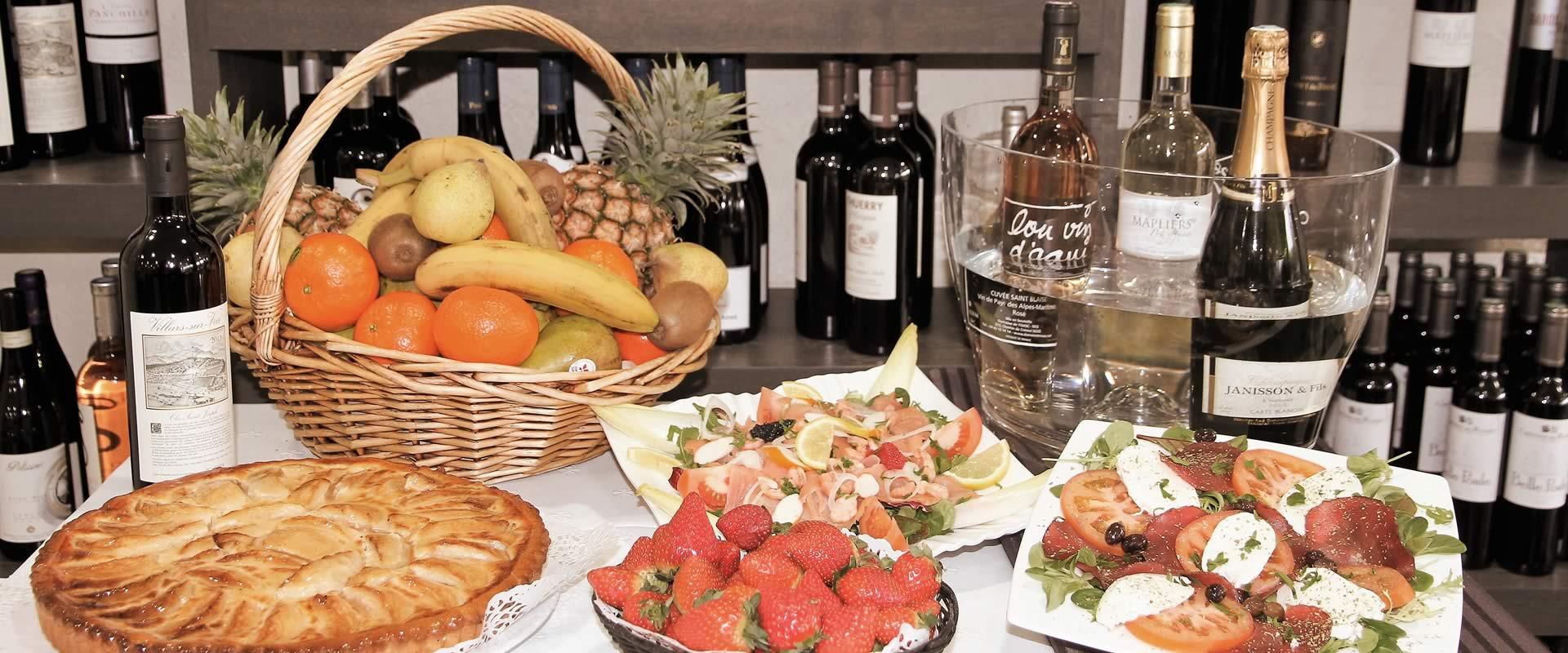 Les Selves restaurant à Carros - Côte d'Azur